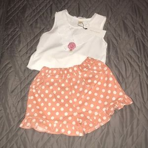 Other - Dots Shorts set